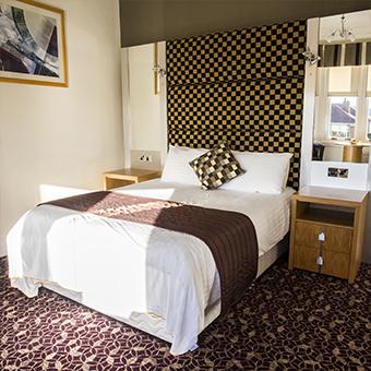 Strathearn Hotel Kirkcaldy Double Room