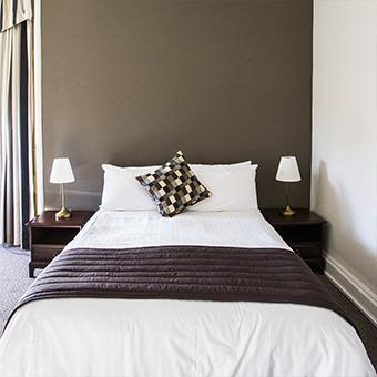 Single Room - Strathearn Hotel Kirkcaldy