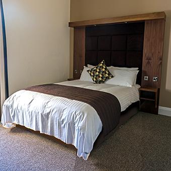 Hotel Kirkcaldy Double Room