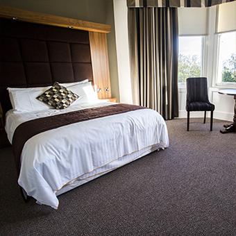 Luxury Room Strathearn Hotel Kirkcaldy