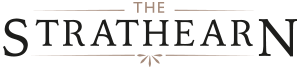The Strathearn Retina Logo